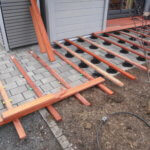 Unterkonstruktion Terrassendielen
