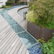 Terrassendielen System Softline